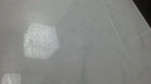 福岡市早良区西新浴室クリーニング水垢作業前