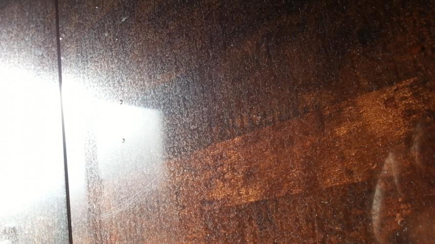 福岡市早良区百道浴室クリーニングお掃除前