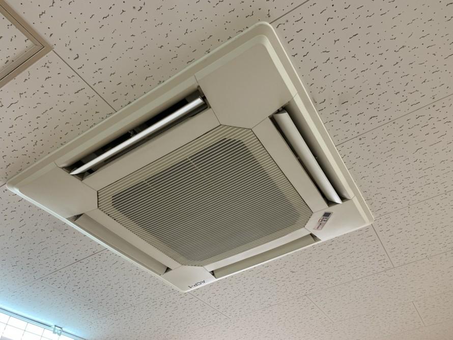 保育園業業務用エアコン全体