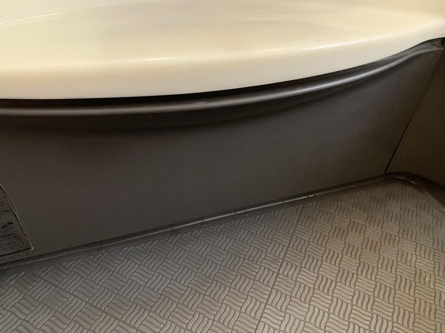お風呂浴槽カバー掃除後